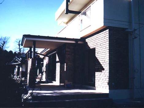 黒須邸リフォ−ム1